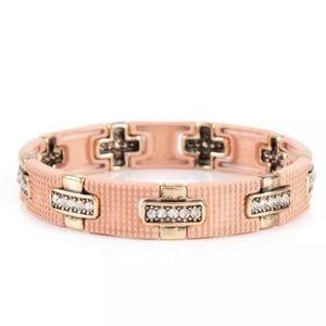 ▪️Plunder Ashley Marilyn Peachy Bracelet New